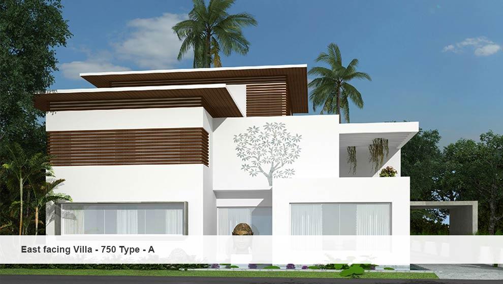 Ultra Luxury 4bhk Villas In Narsingi, Hyderabad   Temple